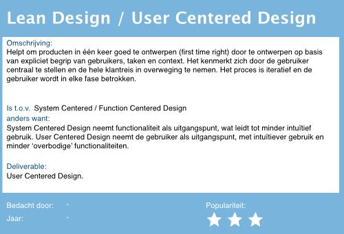 17 lean design